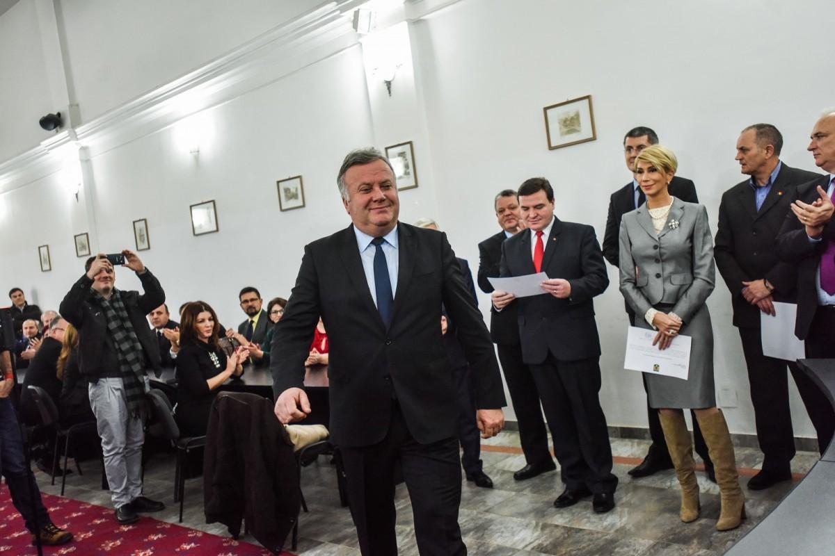 Deputații PNL de Sibiu: Disperarea este cuvântul de ordine în PSD Sibiu
