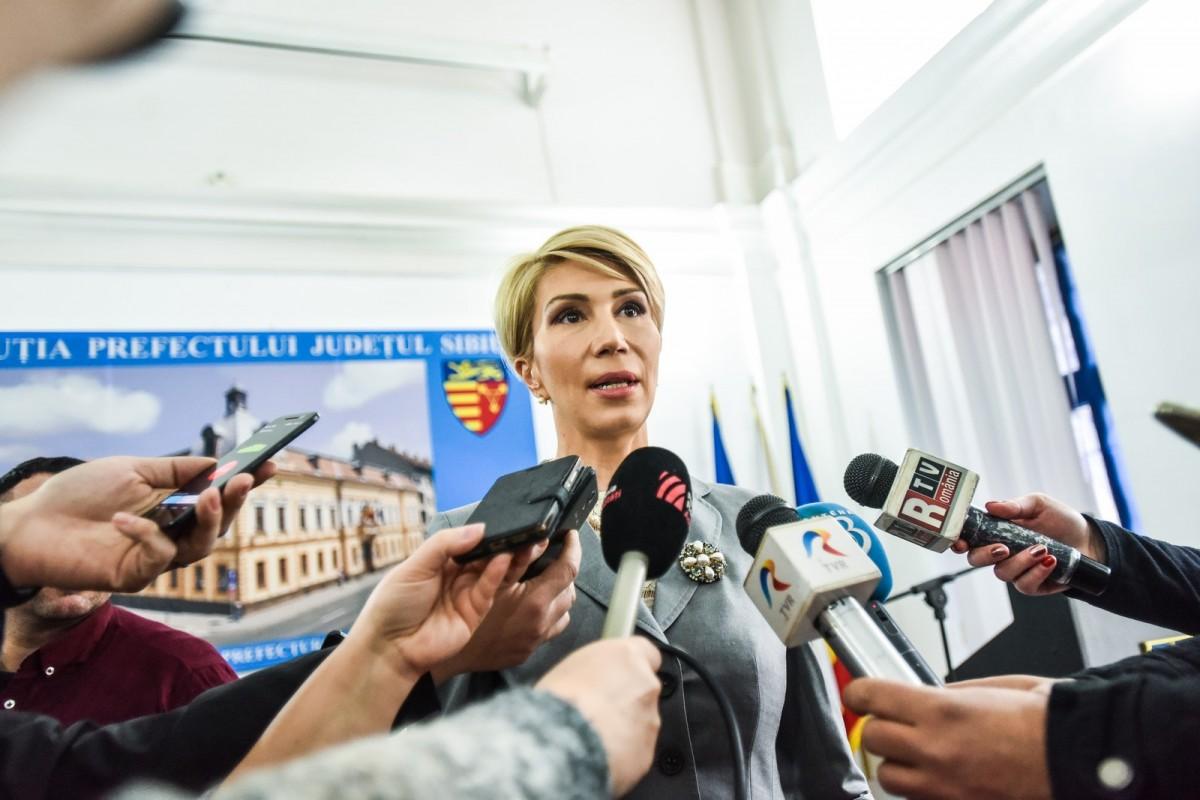 Turcan: PSD Amputează perspectivele de dezvoltare ale României