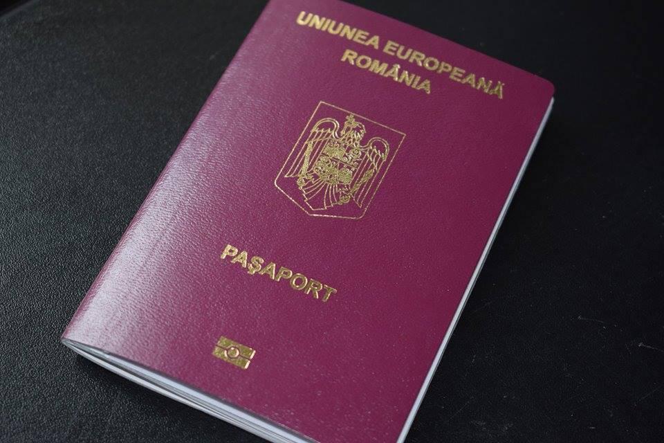 Pașapoartele simple electronice vor fi valabile 10 ani, pentru cei peste 18 ani