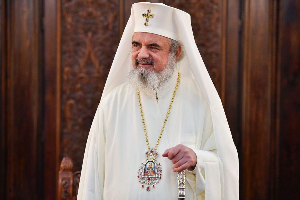 Patriarhul Daniel vinela Sibiu, la deschiderea ITO 2018