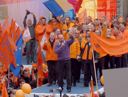 PSD și ALDE vor comisie pentru verificarea rezultatelor alegerilor prezidențiale din 2009