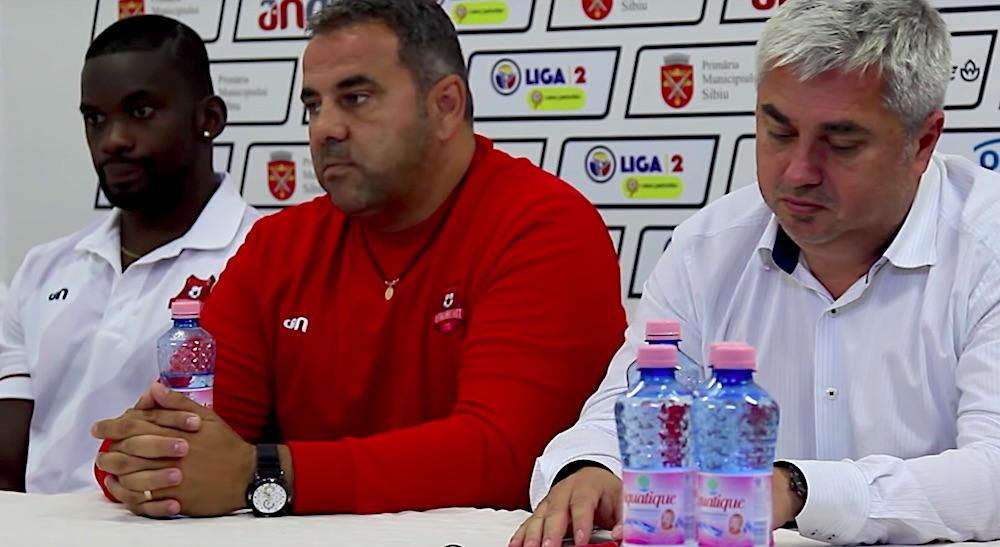 Pelici, despre transferurile la FC Hermannstadt: Nu joacă CV-ul, nu joacă numele