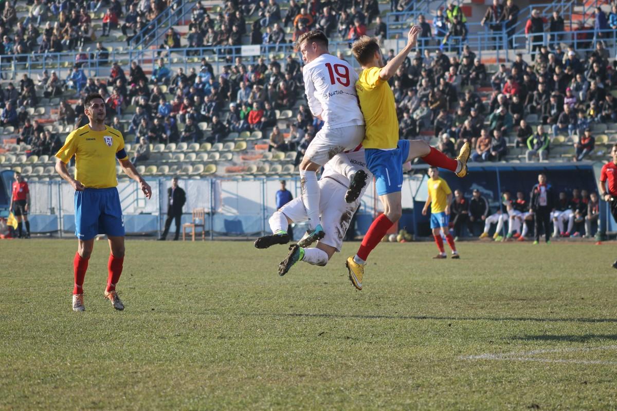 FC Hermannstadt joacă la Cluj ultimul meci din tur