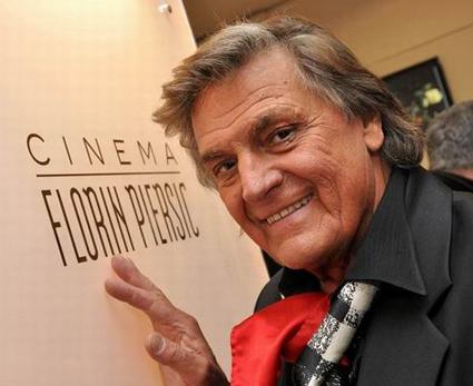 Florin Piersic va urca pe scena de la Sala Thalia, alături de Filarmonică