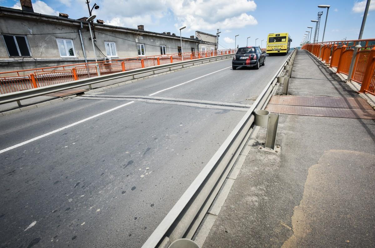 Podul Gării va intra din nou în reparații
