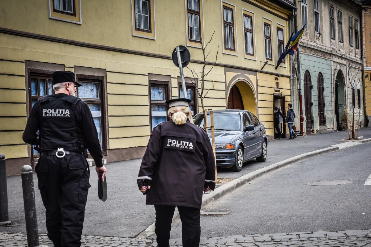 """Tot mai multe infracțiuni în Sibiu. Lipsesc polițiști, însă """"încercăm să acoperim aceste goluri"""""""