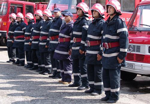 Vrei să lucrezi la Inspectoratul pentru Situaţii de Urgenţă? I.S.U. Sibiu face angajări!