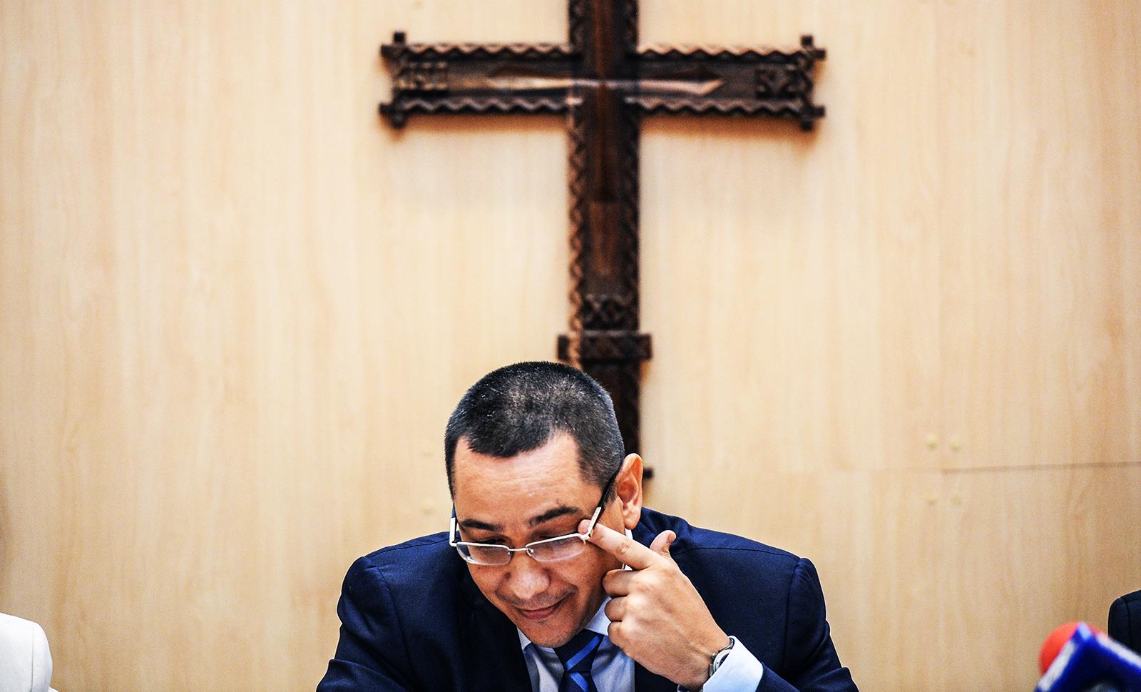 Raluca Turcan: Ponta ar trebui sa plece de pe scena politică!