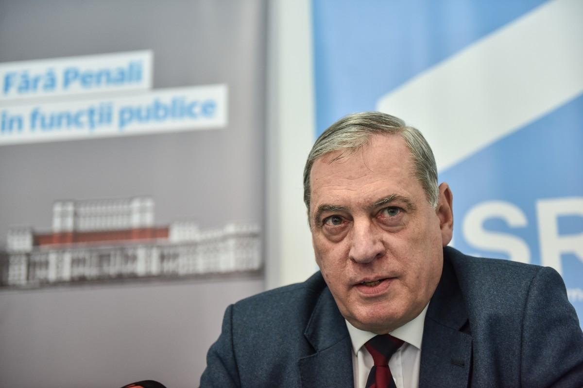Paul Porr, președintele FDGR: la europarlamentare, votați PNL