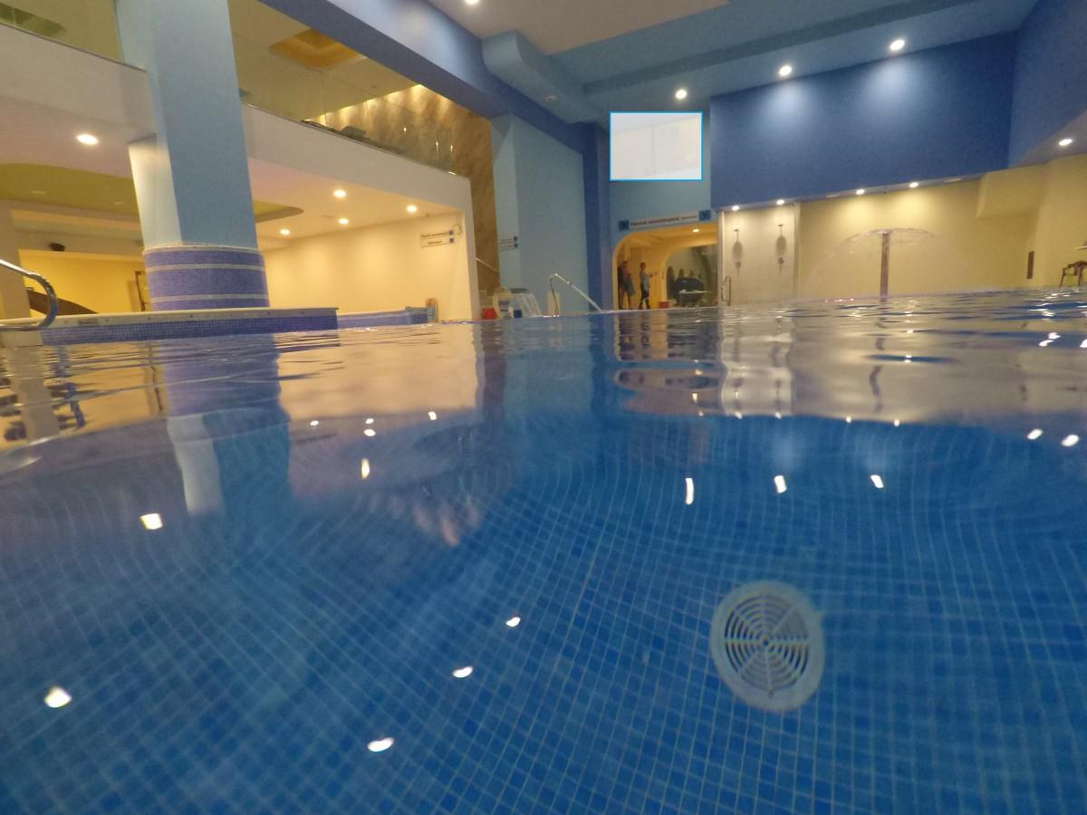 FOTO-Aria Aqua deschide noua zonă de piscine