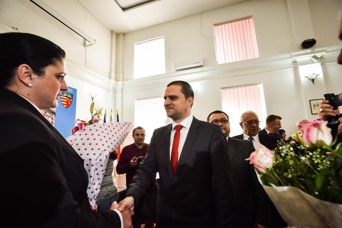 "Bogdan Trif, contestat la șefia PSD Sibiu. ""Ori noi, ori el!"""