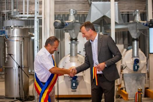 Fabrică nouă: Investiție de peste 3,4 de mil. de euro în județul Sibiu