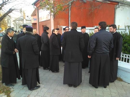 Cursuri de specializare pentru preoți