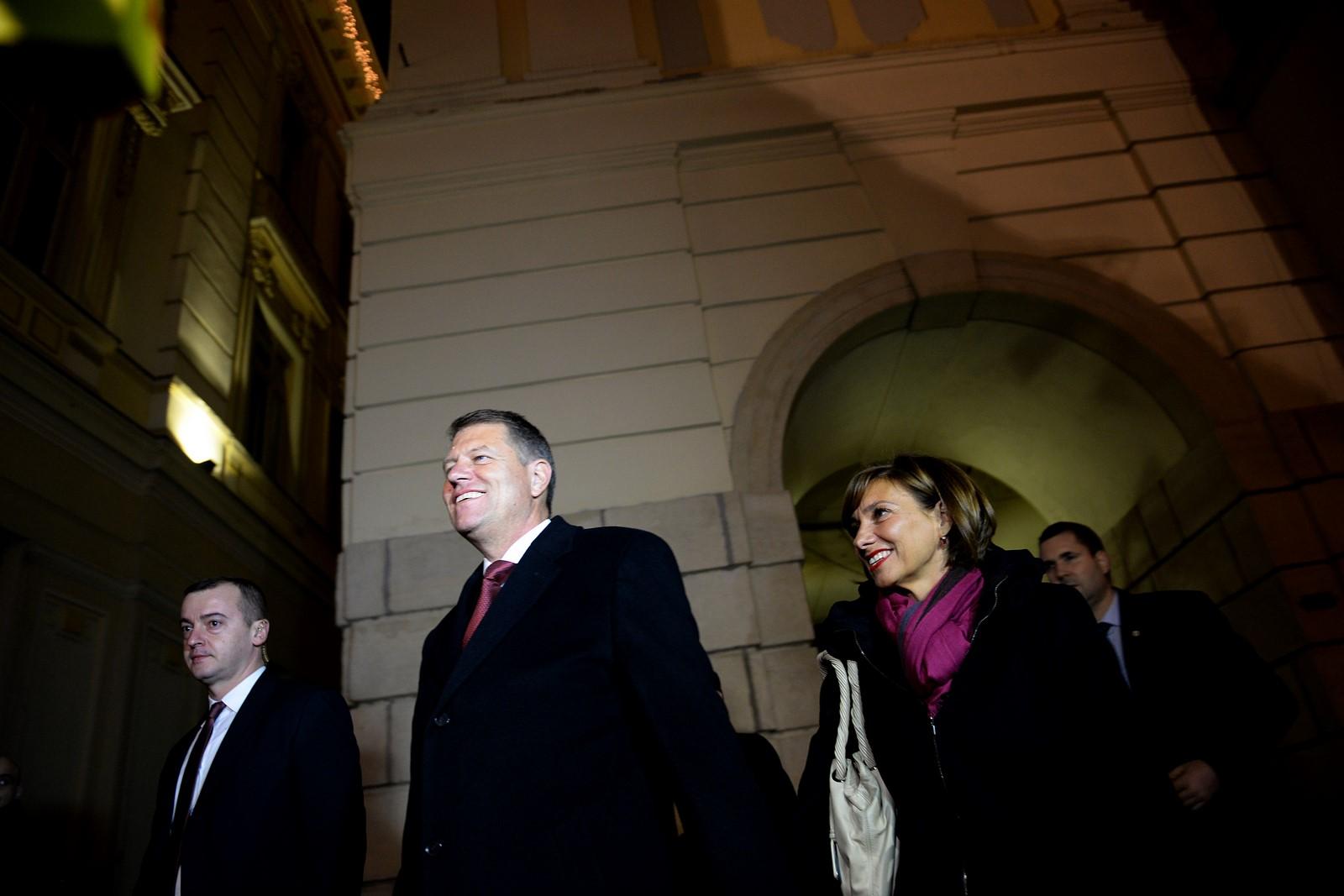 Președintele României petrece Paștile la Sibiu