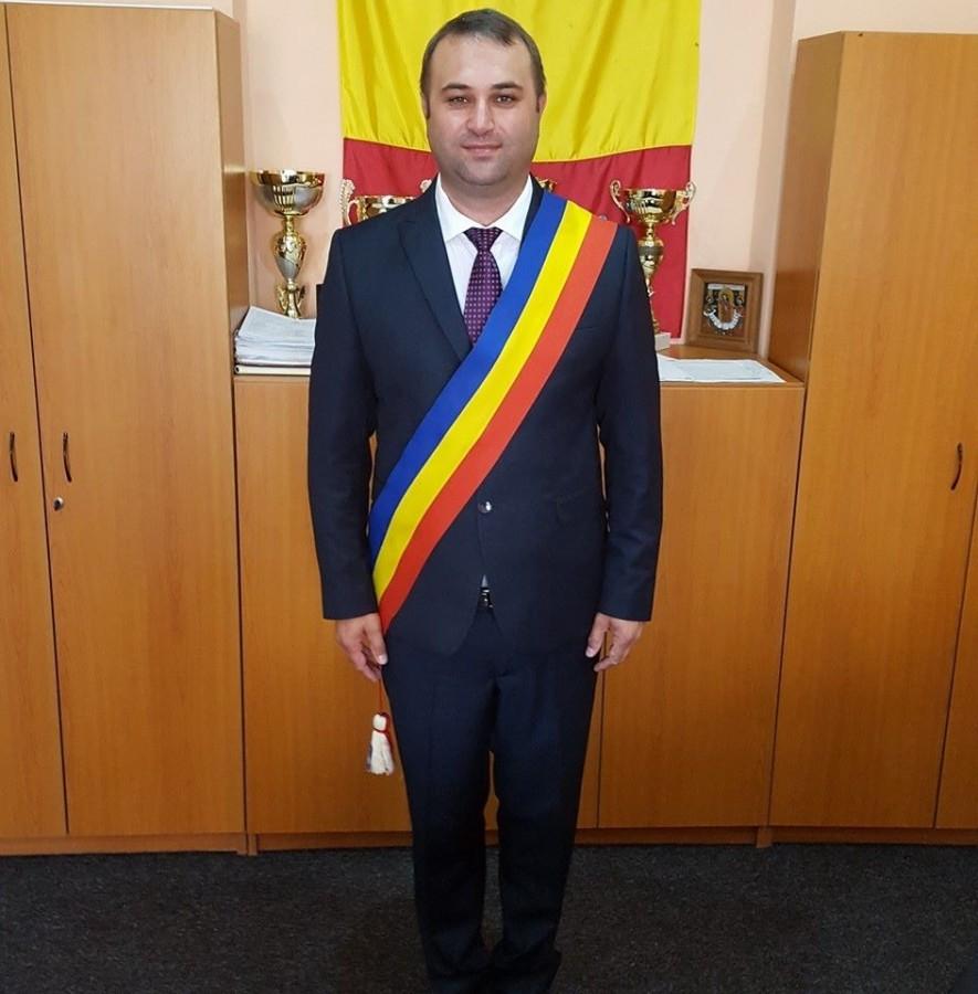 Mesajul de Paști al primarului comunei Șura Mare, Cornel Liviu Marin