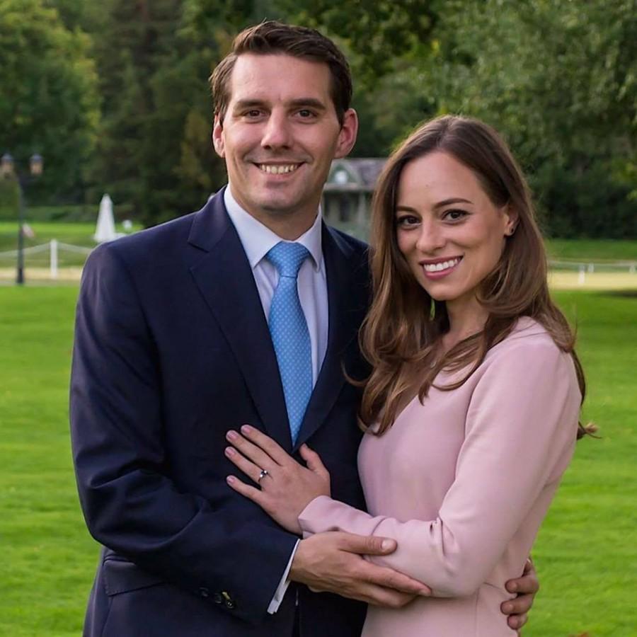 Nepotul Regelui Mihai vine la Sibiu cu logodnica sa