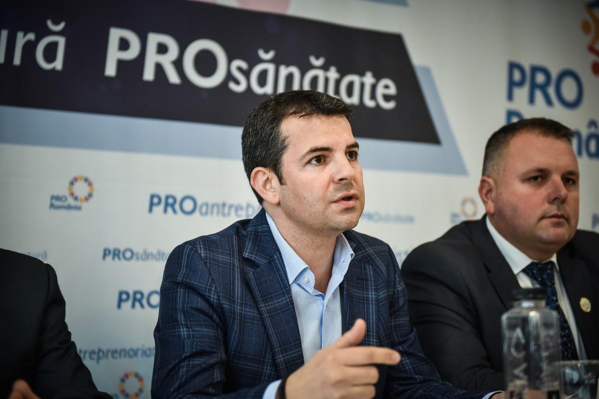 Daniel Constantin: Membri ALDE Sibiu vor veni la Pro România. Vom face o echipă puternică aici