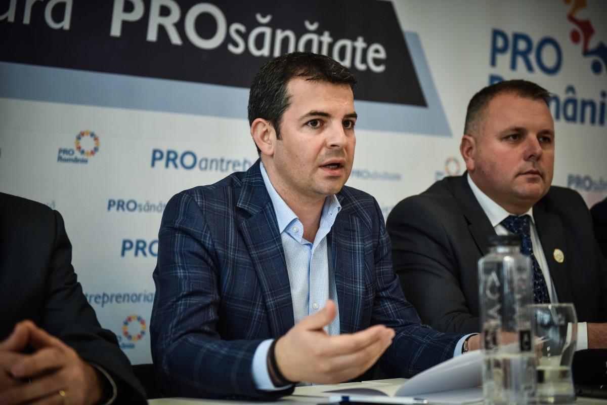 Lider Pro România, la Sibiu: Bogdan Trif a fost mai mult ghid turistic decât ministru al Turismului