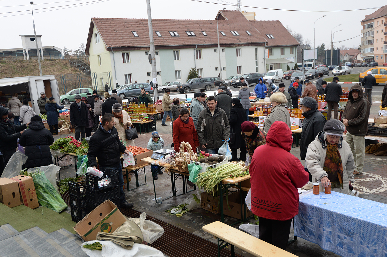 Piața Transilvania, anulată sâmbăta aceasta