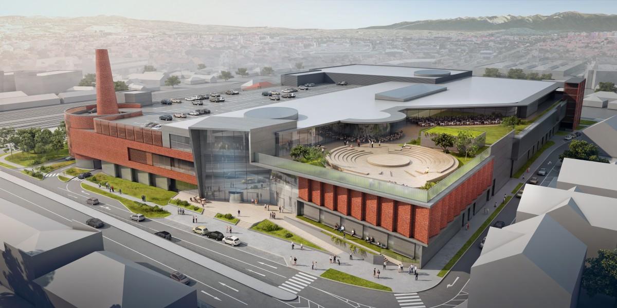 De ce a cumpărat proprietarul Sibiu Shopping City mall-ul nou de langă Podul Gării?