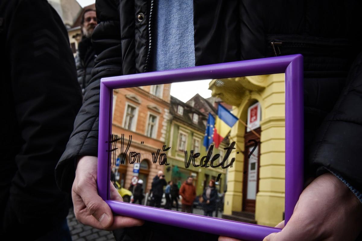 """""""Dialogul"""" PSD Sibiu - #vavedemdinSibiu continuă: """"«vă vedem» - a fost motto-ul vechii securități"""""""
