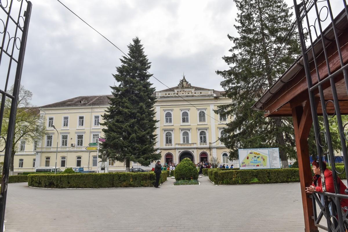 Un bărbat a fugit de la Psihiatrie.L-a găsit familia în Tălmaciu