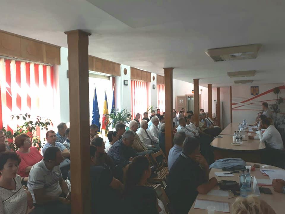 """PSD organizația municipal Sibiu are președinte ales. """"Mizăm pe tineri"""""""