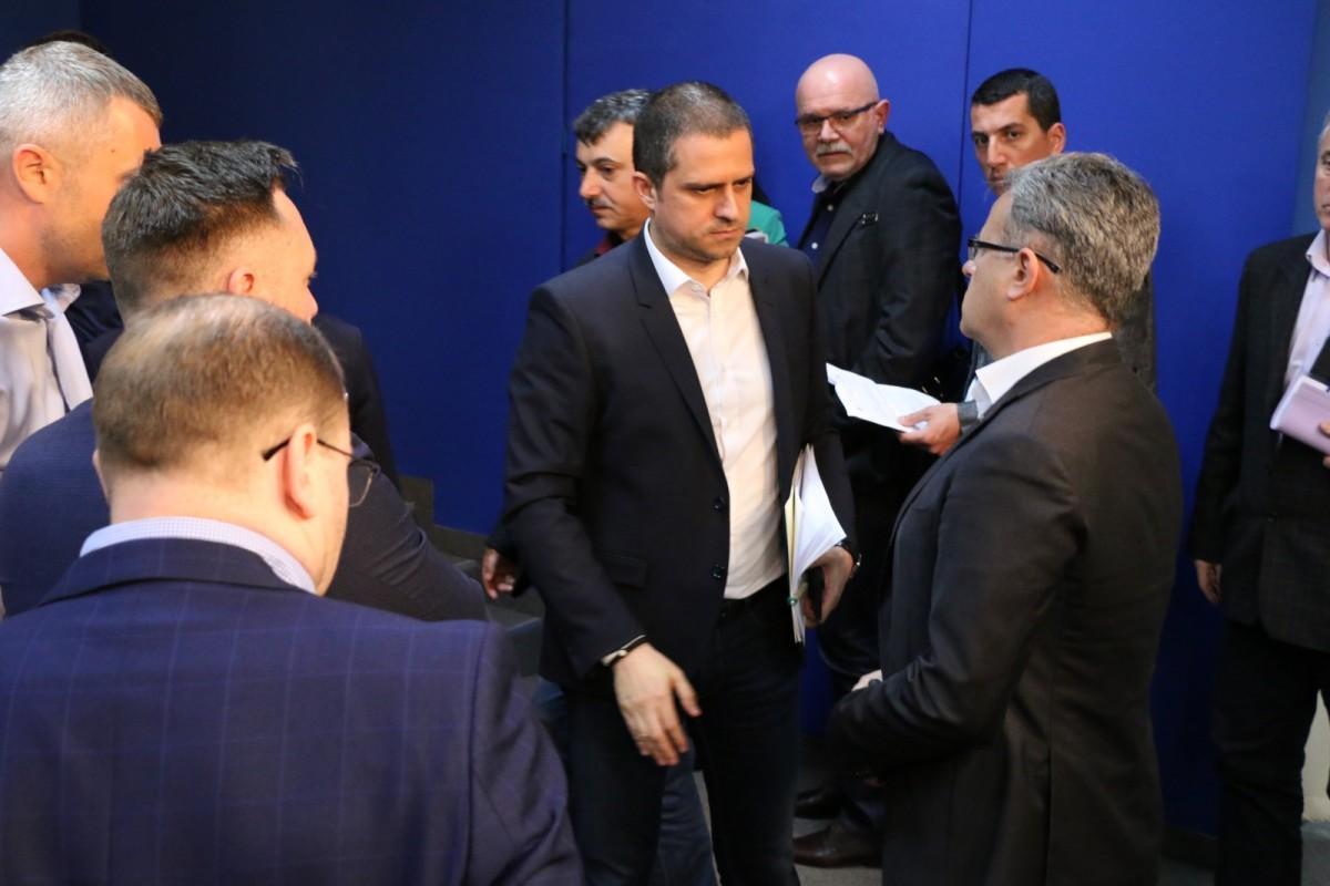 Trif ales șef peste PSD Sibiu. Arcaș nu a prins nici măcar un loc de vicepreședinte