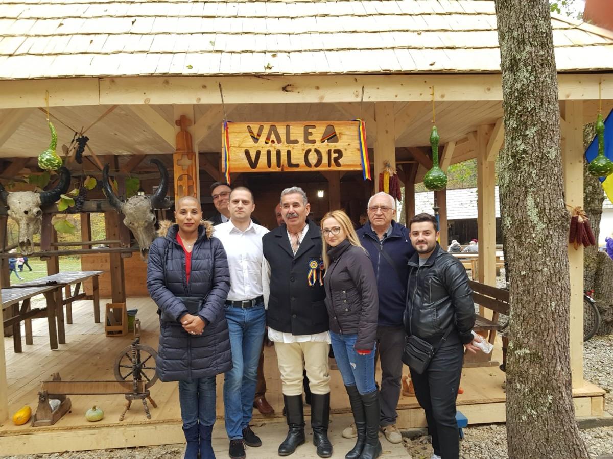 Gastronomia din Valea Viilor, apreciată de Ministrul Turismului (CP)