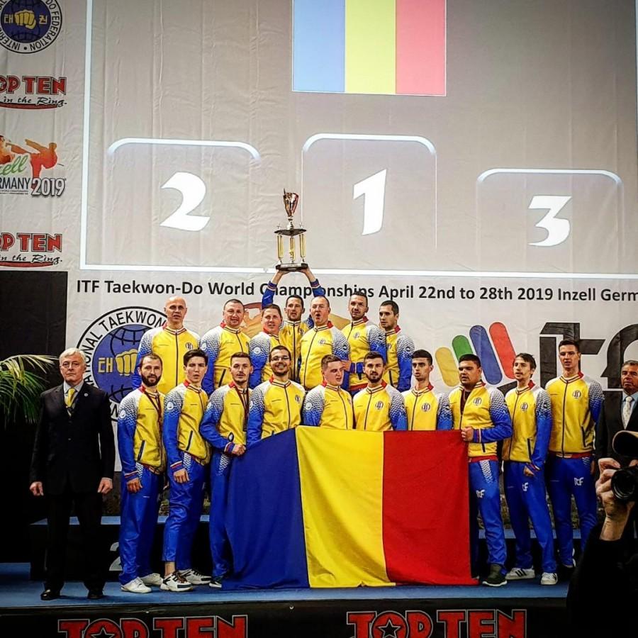 Sportivii Puma, printre medaliații României la Mondialul de Taekwon-Do