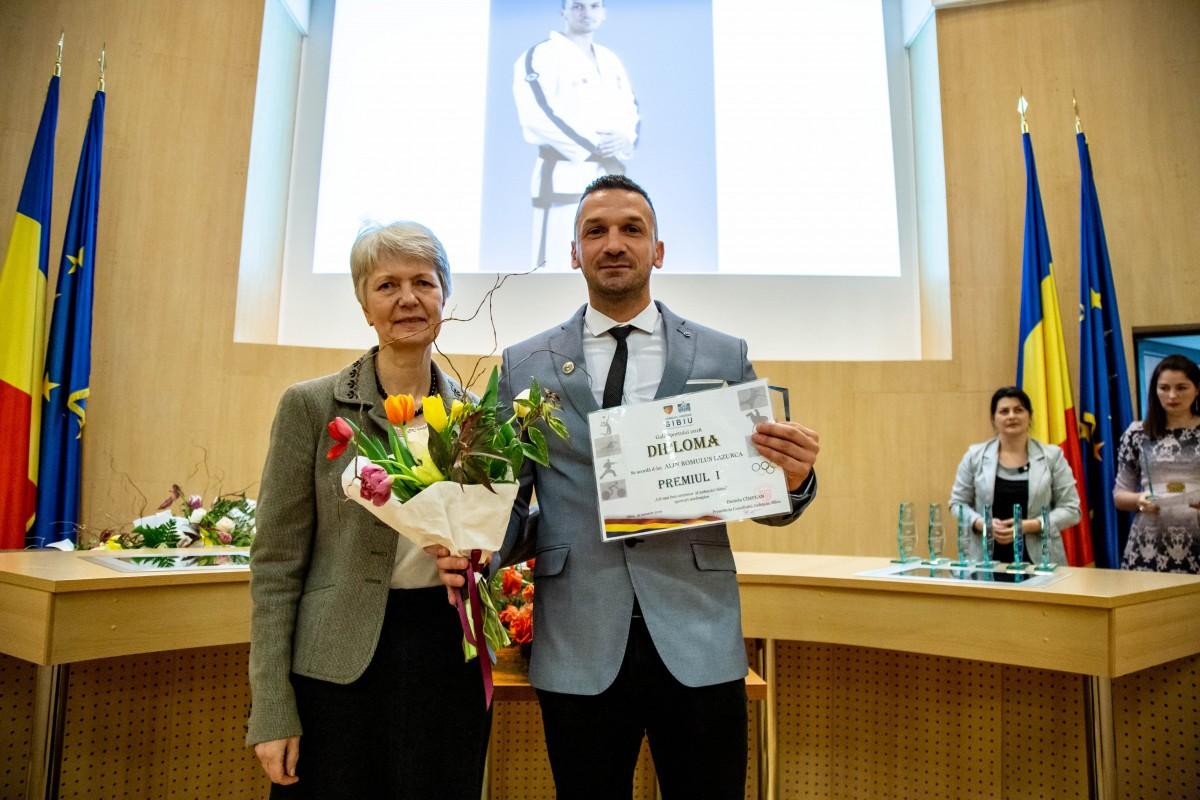 2 premii și 3 mențiuni pentru clubul Puma la Gala Sportului