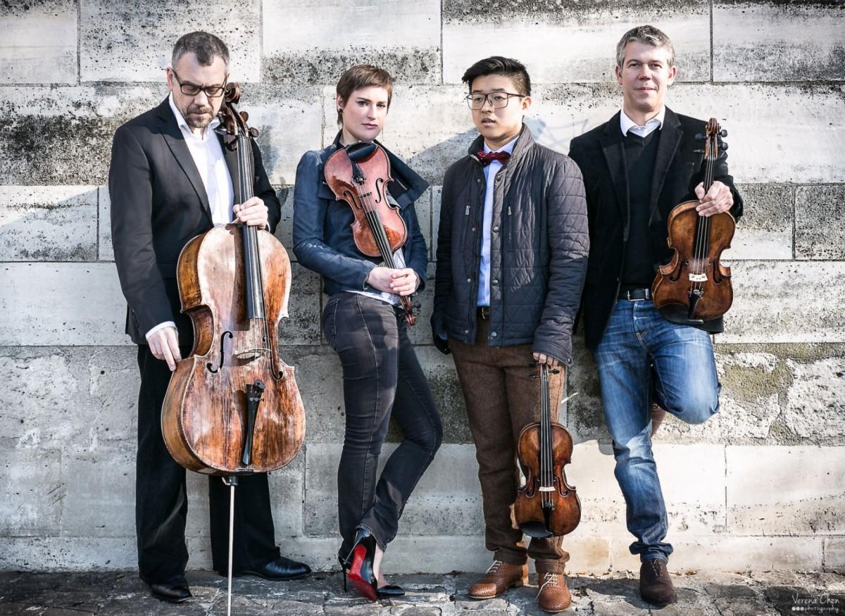 Renumiul Cvartet Diotima, pentru prima dată la Sibiu