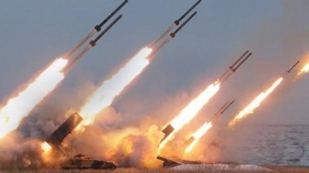 SUA, Marea Britanie și Franța au atacat Siria