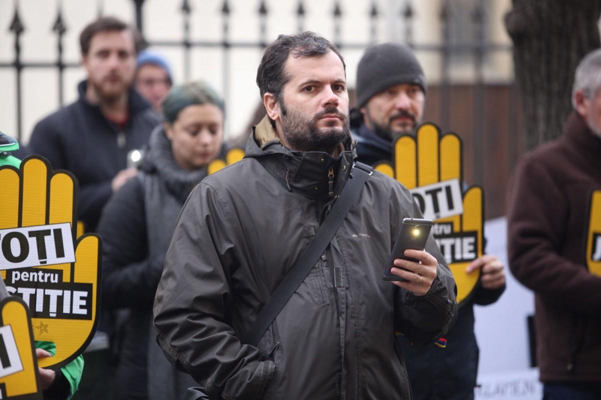 """TSTV Radu Vancu: Comunitatea """"Vă vedem din Sibiu"""" pleacă la București"""