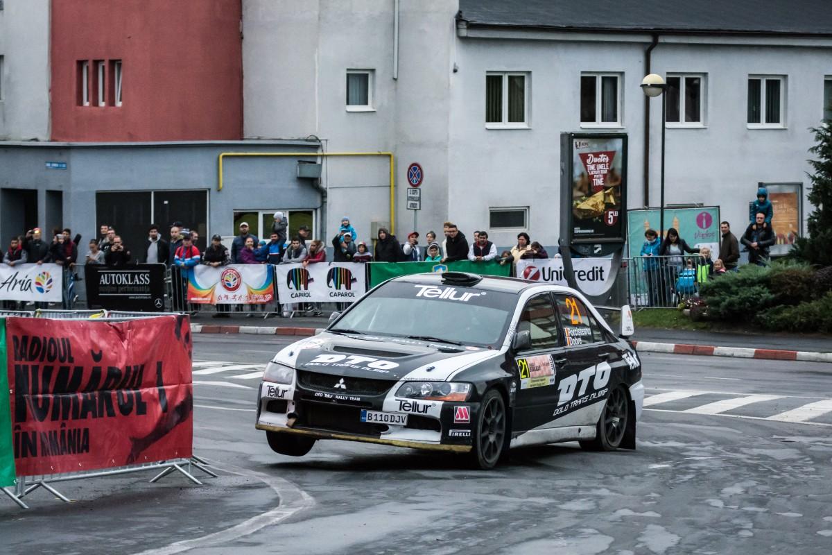 Raliul Sibiului UniCredit Leasing 2017 a stabilit clasamentele finale ale sezonului