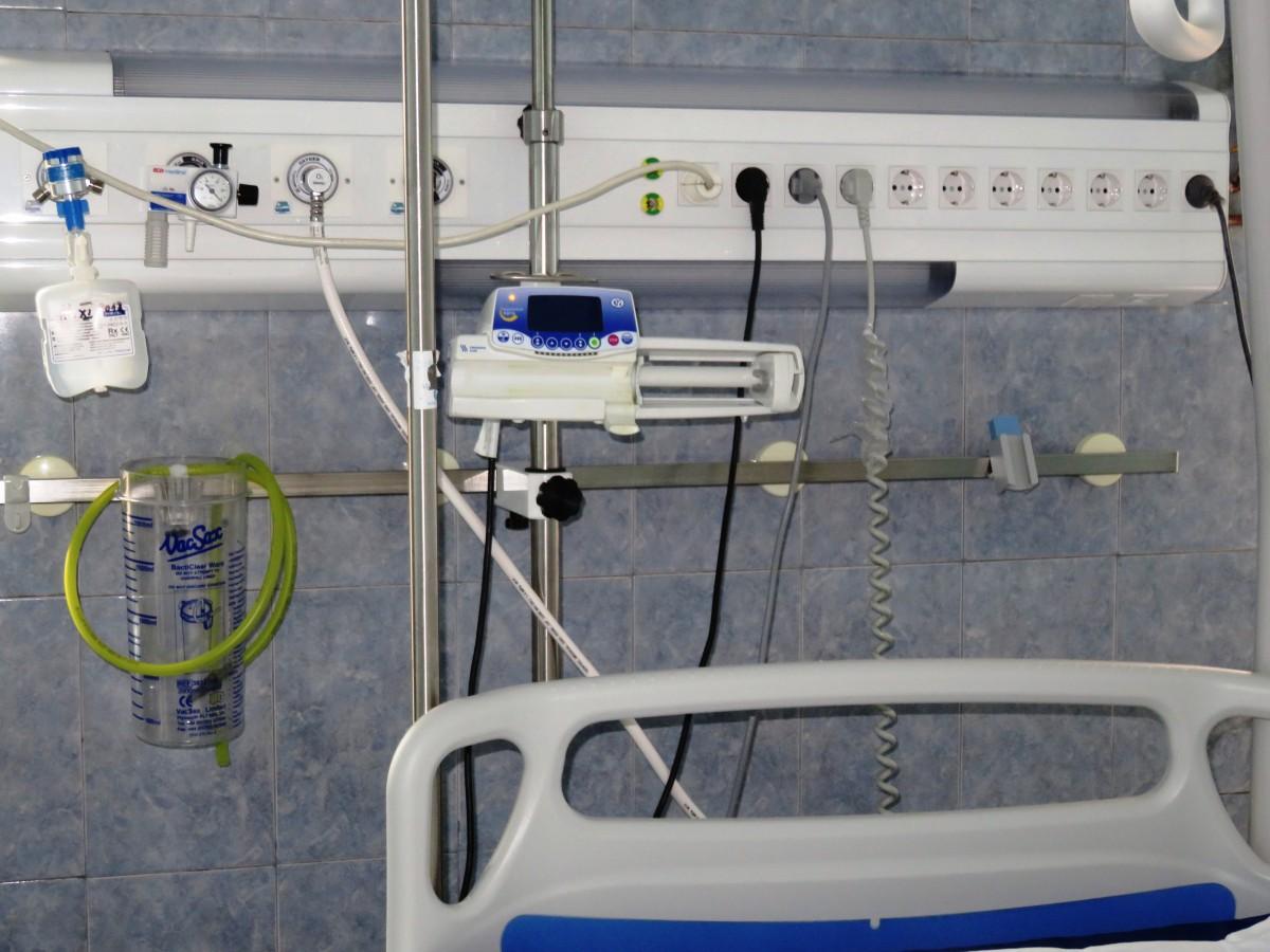 Spitalul Județean Sibiu a cumpărat 64 de rampe de oxigen noi, cu 160.000 lei
