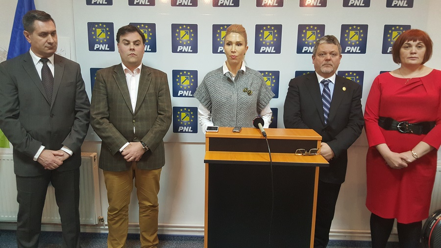 Candidatul PNL la Primăria Sibiu: Răzvan Pop