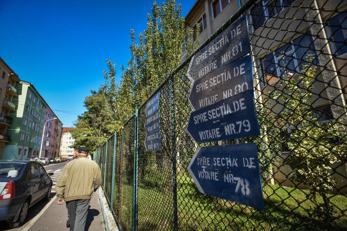 USR insistă ca în Cartierul Arhitecților să fie deschise două secții de votare pentru următoarele alegeri