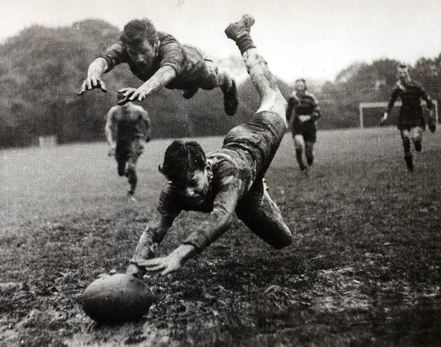 1960. Are loc prima competiție de rugby pentru elevi din țară