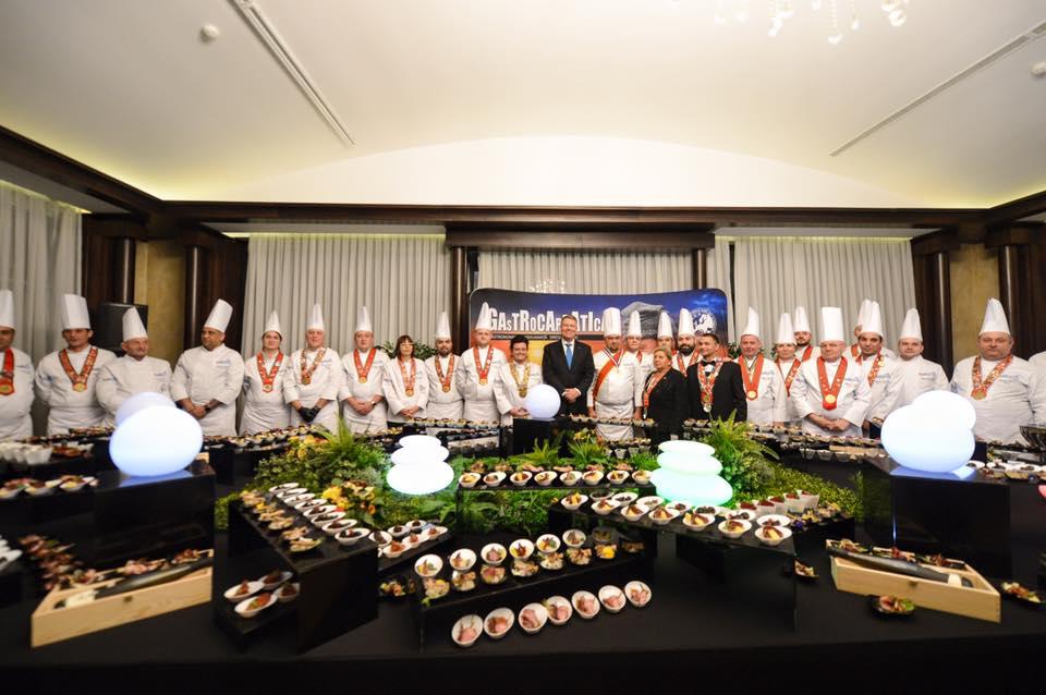 Toate regiunile gastronomice din Europa se întâlnesc la Sibiu