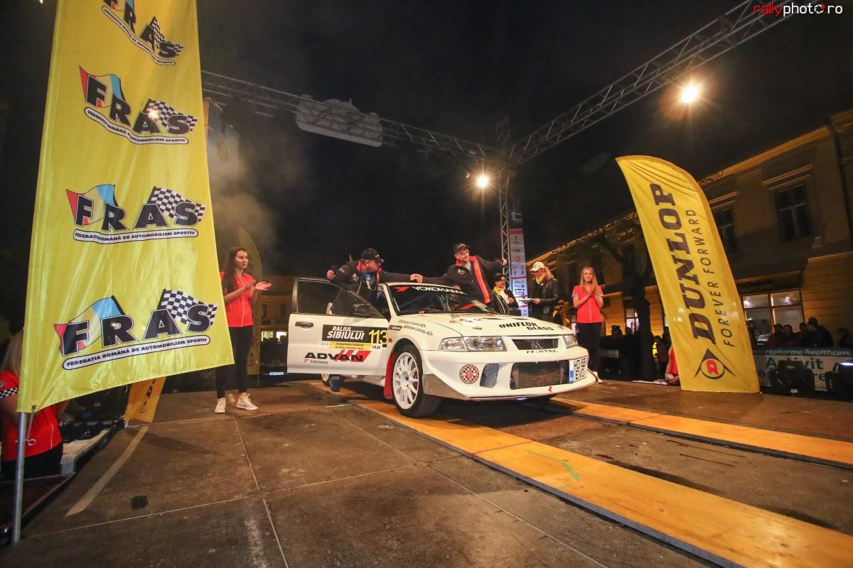 Sibiu Rally Team se pregătește de două weekend-uri consecutive pline de competiții