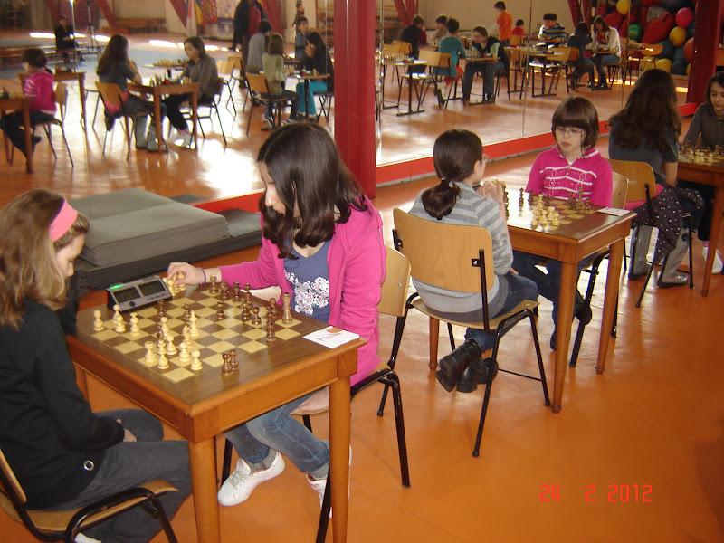 În câte școli din Sibiu se predă șahul ca materie opțională
