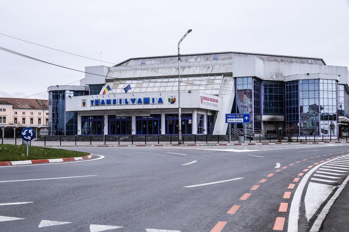 Sistem nou de parcare la Sibiu, în premieră națională