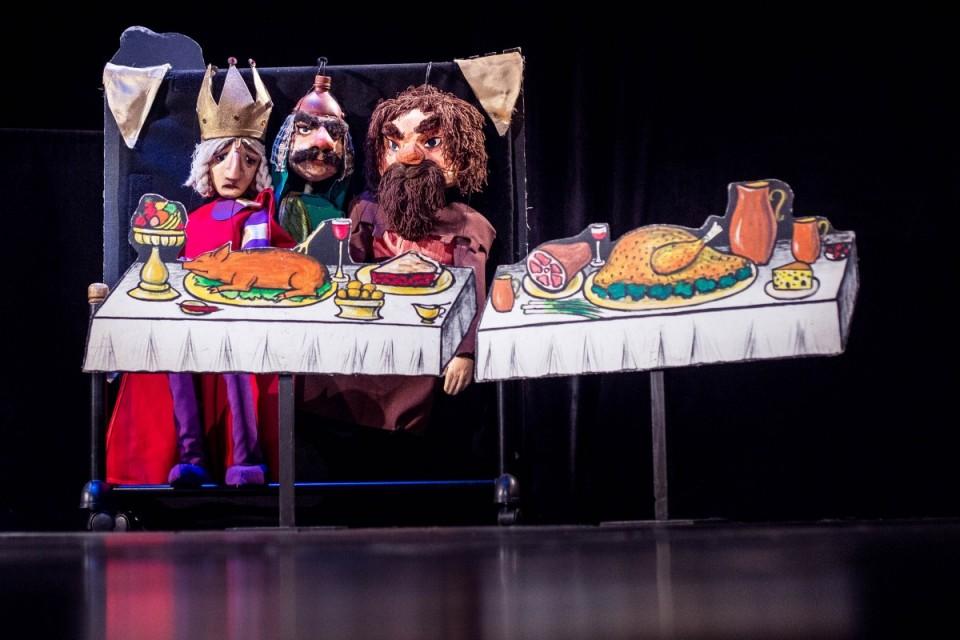 """Teatrul """"Gong"""" din Sibiu participă la Carnavalul de la Veneția"""
