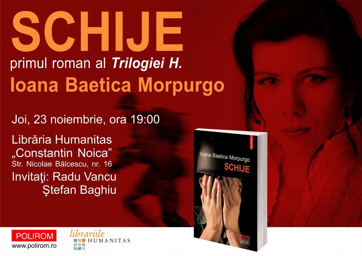 Despre violență și conștiință, într-un volum lansat la Sibiu