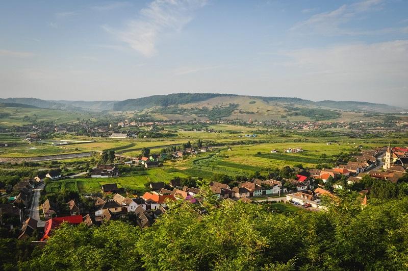 Publicația internațională Financial Times: Transilvania este noua Toscana