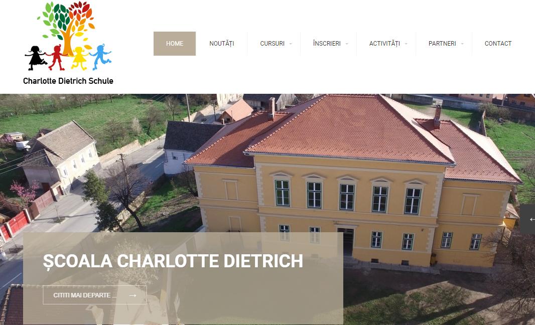 Prima școală 100% germană din Sibiu. Investiție de 300.000 de euro și taxă anuală de 18.900 de lei