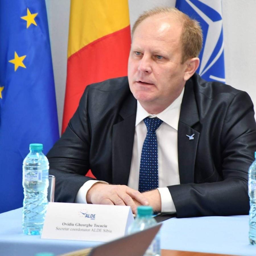 ALDE Sibiu: Guvernul sprijină mediul proiectele din mediul rural