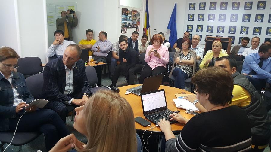 """PNL Sibiu, după alegeri: """"La Sibiu nu mai putem stagna"""""""