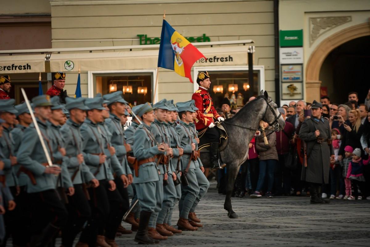 Sibiu 100. Centenarul României Mari - Academia Forțelor Tereste, partener strategic al evenimentului (CP)